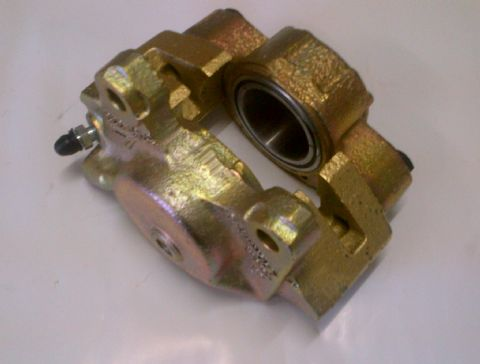 MG Midget / Austin Healey Sprite LH Recon' Brake Caliper - 17H9438E